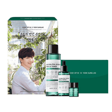 SOME BY MI  AHA BHA PHA 30 Days Miracle Toner & Serum Set - SheLC