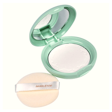 Innisfree No Sebum Mineral Pact - SheLC