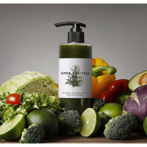 Wonder Bath Super Vegitoks Cleanser - SheLC