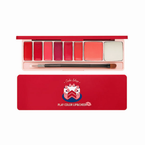 ETUDE HOUSE Play Color Lip & Cheek #Cupcake - SheLC