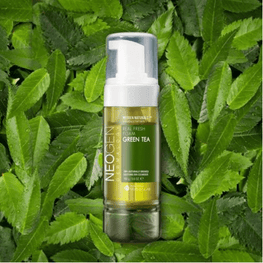 NEOGEN Green Tea Real Fresh Foam Cleanser - SheLC