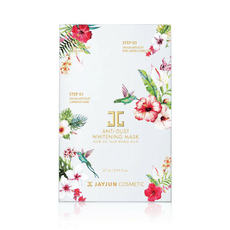 JAYJUN 3-Step Anti-Dust Whitening Sheet Mask - SheLC