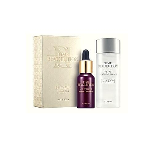 MISSHA Time Revolution Best Seller Trial Set 30ml+10ml - SheLC