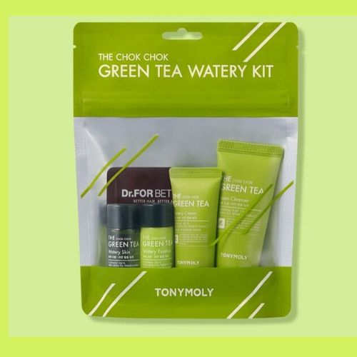 TONYMOLY The Chok Chok Green Tea Watery Kit