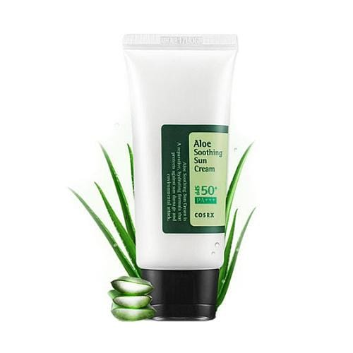 COSRX Aloe Soothing Sun Screen SPF 50+++ - SheLC
