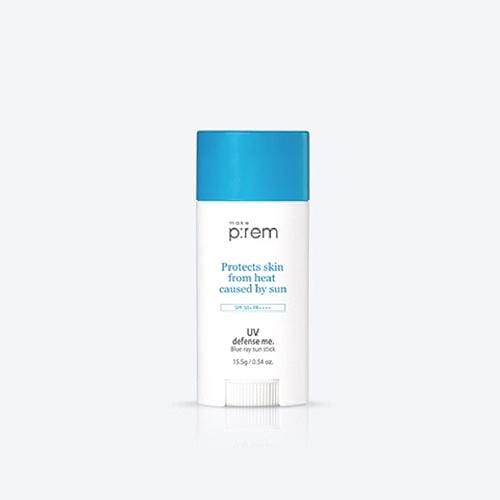 MAKE P:REM UV Defense Me Blue-ray Sun Stick SPF 50++++ - SheLC