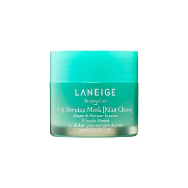 LANEIGE Lip Sleeping Mask #ChocoMint