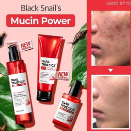 Some By Mi Snail Truecica Miracle Toner  Snail Truecica Miracle Repair Serum