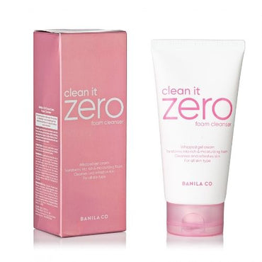BANILA CO Clean It Zero Foam Cleanser