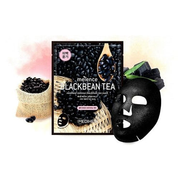 MEDIHEAL Meience Blackbean Tea Mask