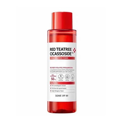 SOME BY MI Red Teatree Cicassoside Final Solution Toner