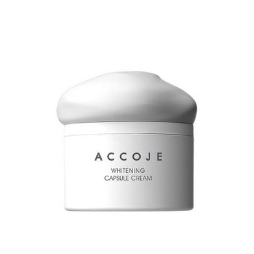 ACCOJE Whitening Capsule Cream