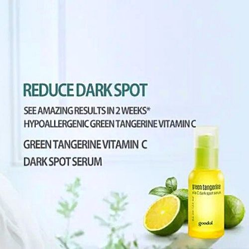 GOODAL Green Tangerine Dark Spot Fading Set