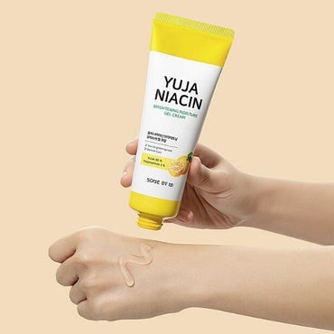 SOME BY MI Yuja Niacin Brightening Moisture Gel Cream