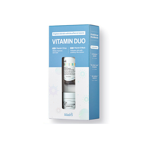 KLAIRS Vitamin Duo Trial Kit