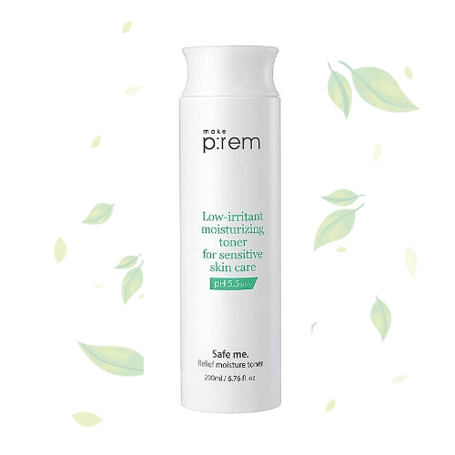 MAKE P:REM Safe Me. Relief Moisture Toner