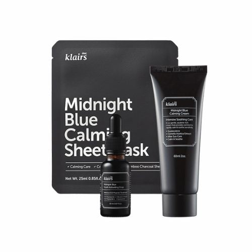Klairs Midnight Blue Calming Bundle