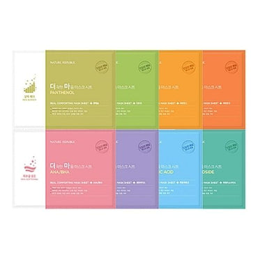 NATURE REPUBLIC  Real Comforting Mask Sheet
