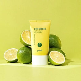 GOODAL Green Tangerine Vita C Dark Spot Tone Up Cream SPF50