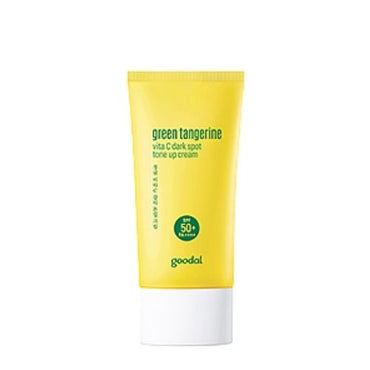 GOODAL Green Tangerine Vita C Dark Spot Tone Up Cream