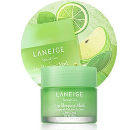 LANEIGE Lip Sleeping Mask #Apple Lime - SheLC