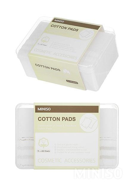 Multi-purpose Portable Cotton Pad Box #475 Pads - SheLC