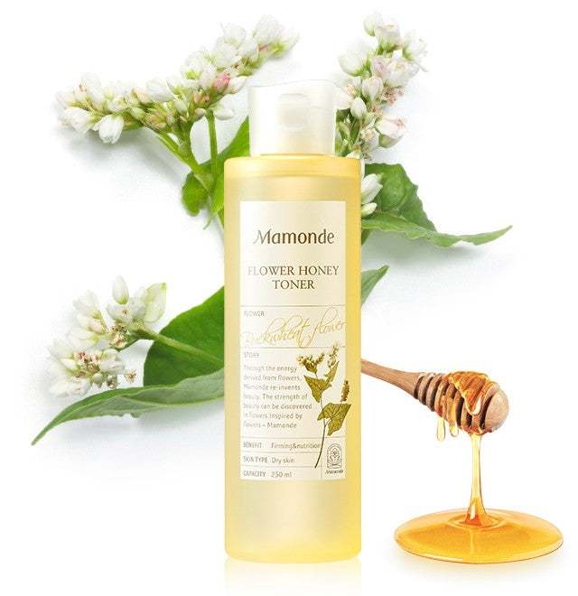 MAMONDE Flower Honey Toner