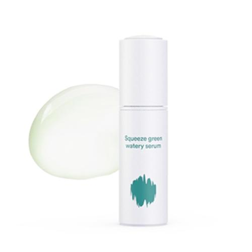 ENATURE Squeeze Green Watery Serum - SheLC