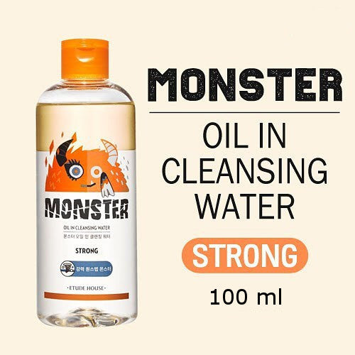 ETUDE HOUSE Monster Oil in Cleansing Water - SheLC