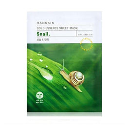 HANSKIN Golden Essence Sheet Mask #Snail - SheLC