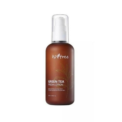 ISNTREE Green Tea Fresh Face Lotion - SheLC