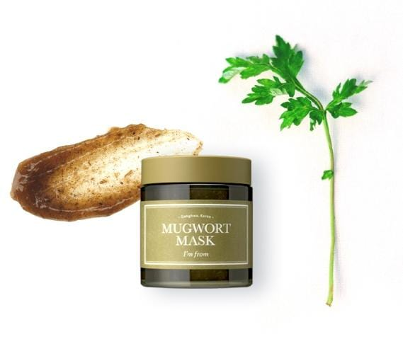 I'M FROM Mugwort Mask #Travel Size - SheLC