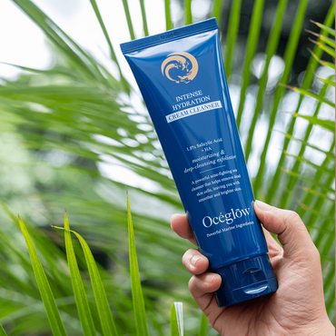 OCEGLOW Intense Hydration Cream Cleanser
