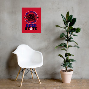 Anarchy Poster Anarchy Gift - Anarchism Activists: Buy 1 Get 1 FREE