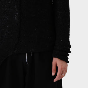 Daniel Andresen Black Knit