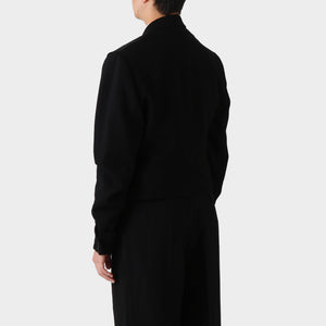 Ann Demeulemeester Double Layered Jacket