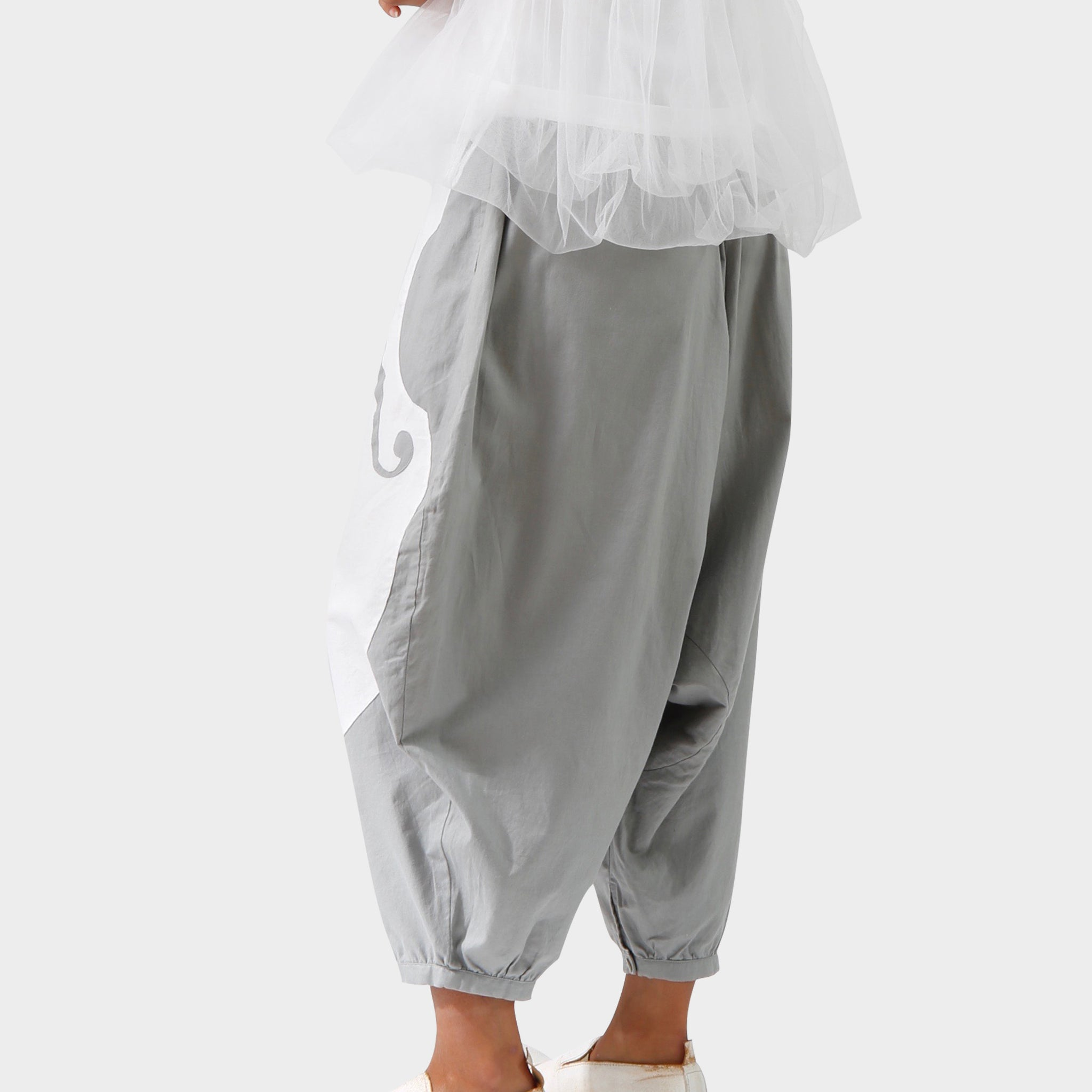 Undercover Violin Cotton Pants