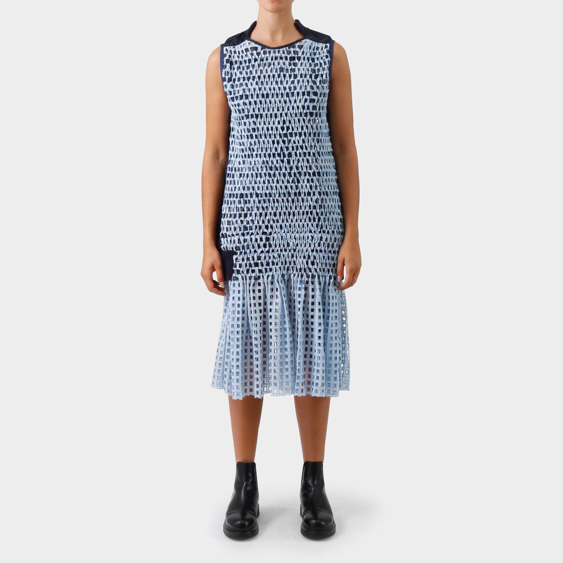 Sacai Cocoon Dress