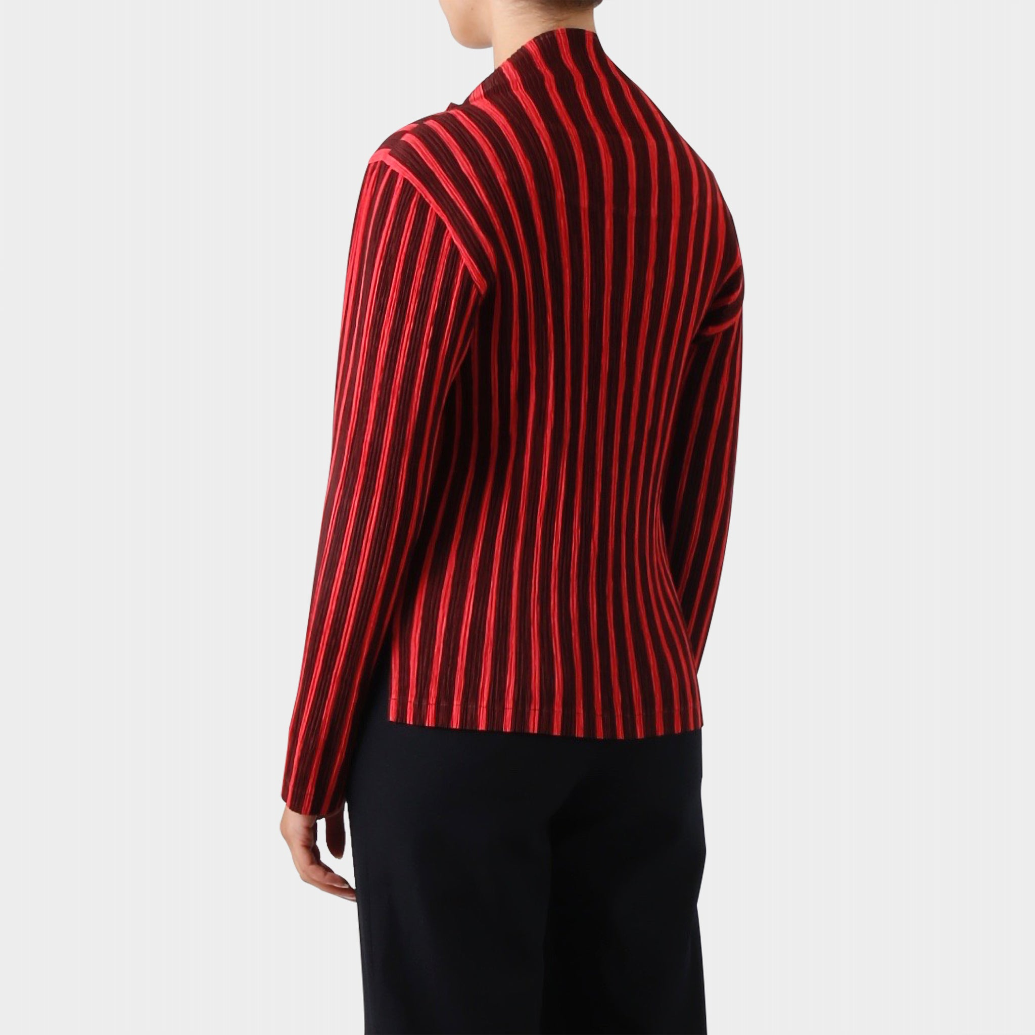 Issey Miyake Pleated Top