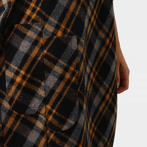 Martin Margiela Plaid Tunic Dress