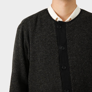 Paul Harnden Knitted Wool Cardigan