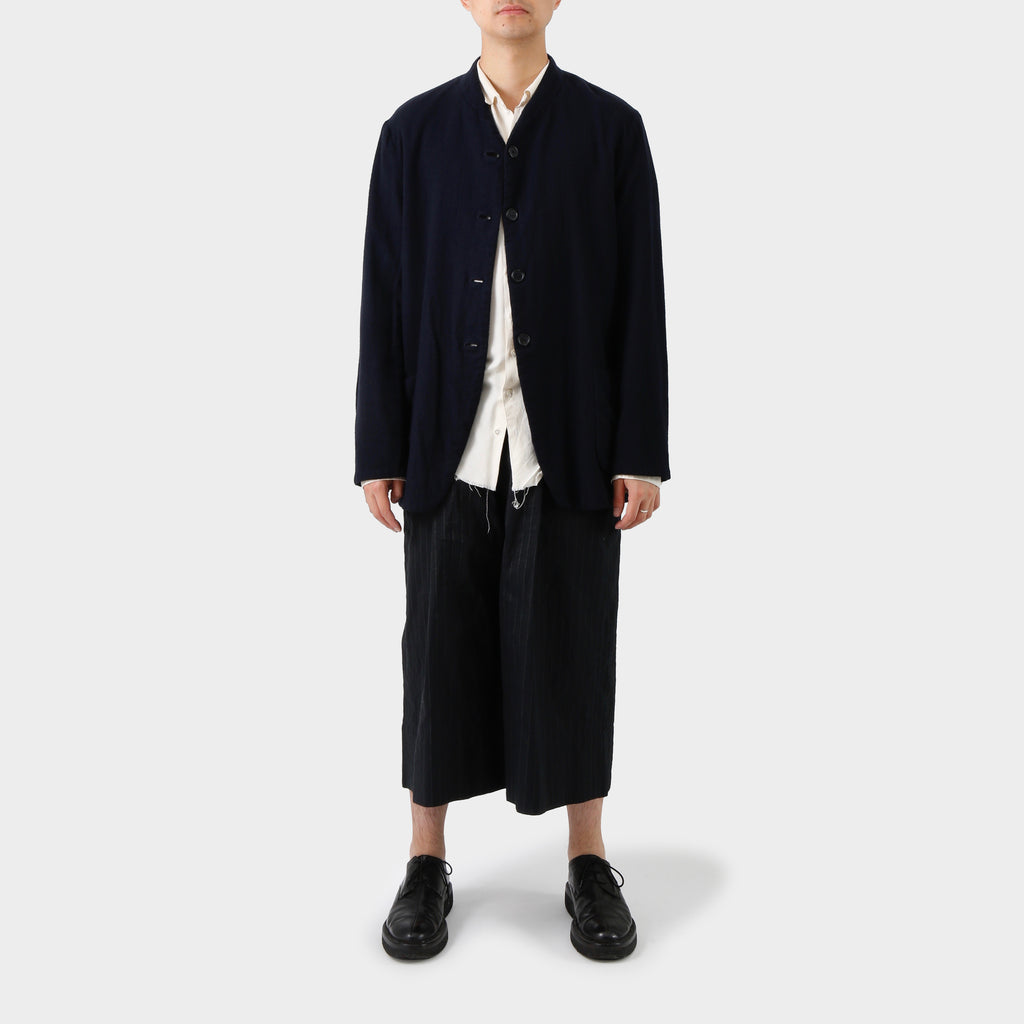 Casey Casey Reversible Wool Coat
