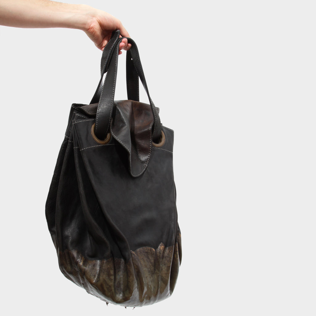 CAROL CHRISTIAN POELL DRIPPED BAG