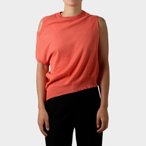 Maison Martin Margiela Sideways Sleeveless Jumper