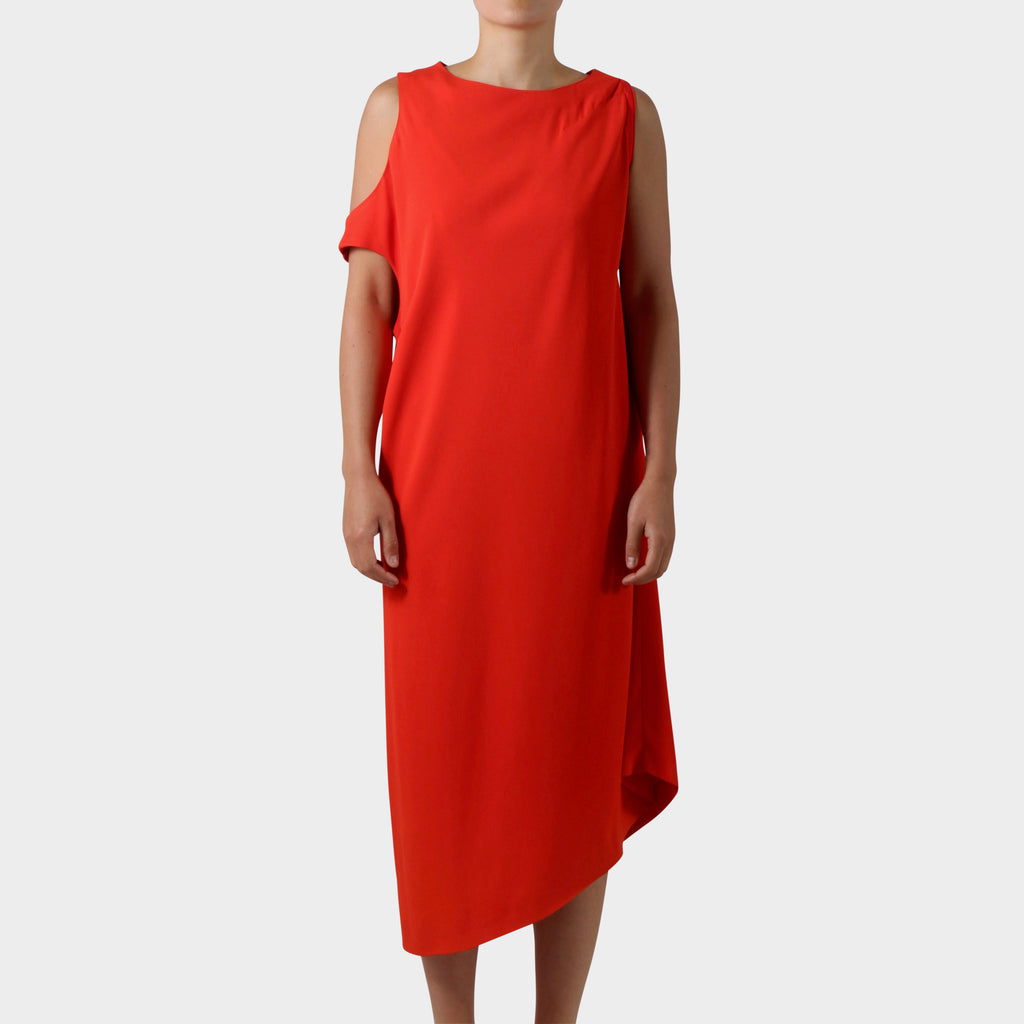 Maison Martin Margiela Sideways Sleeveless Dress