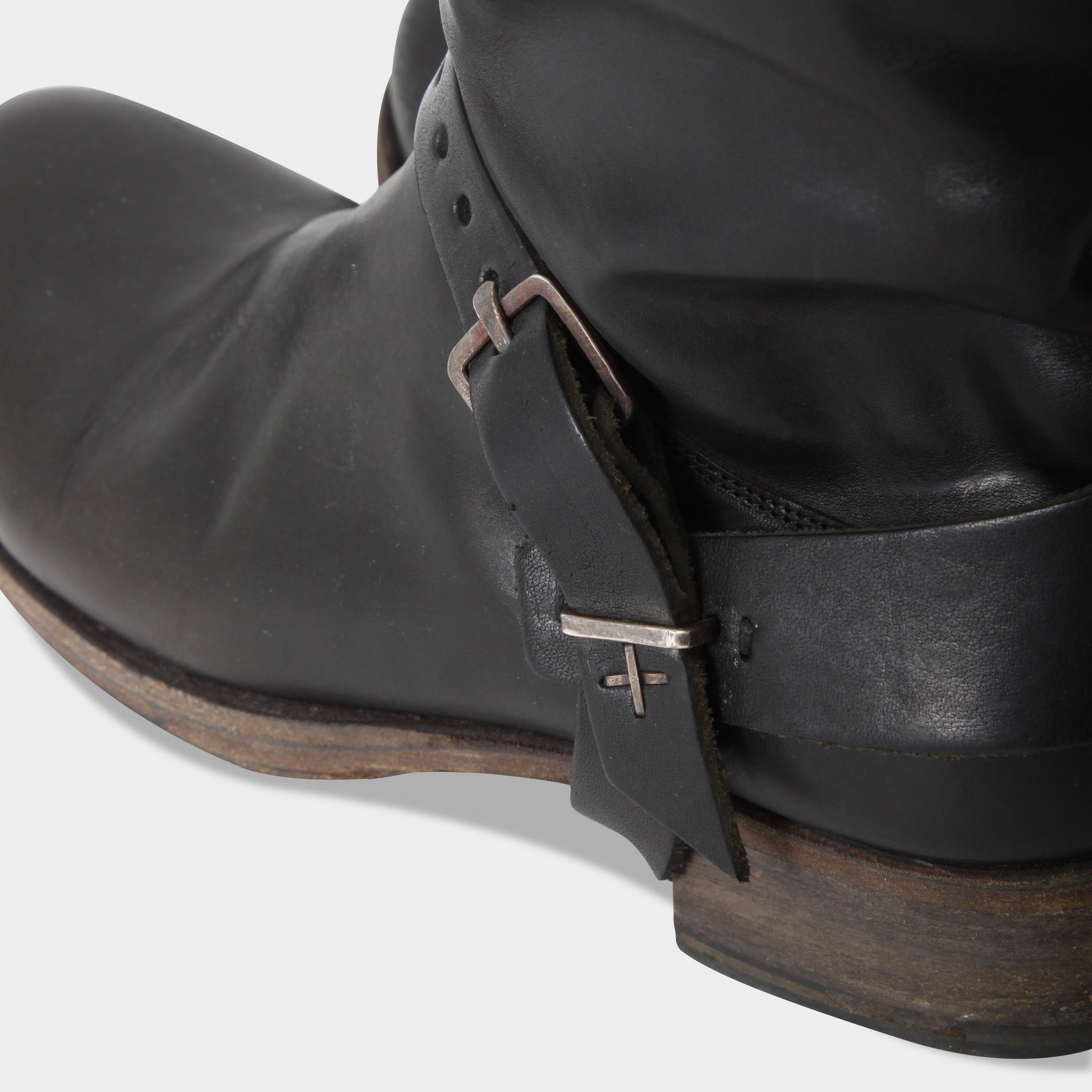 M.A+ Stirrup High Boots