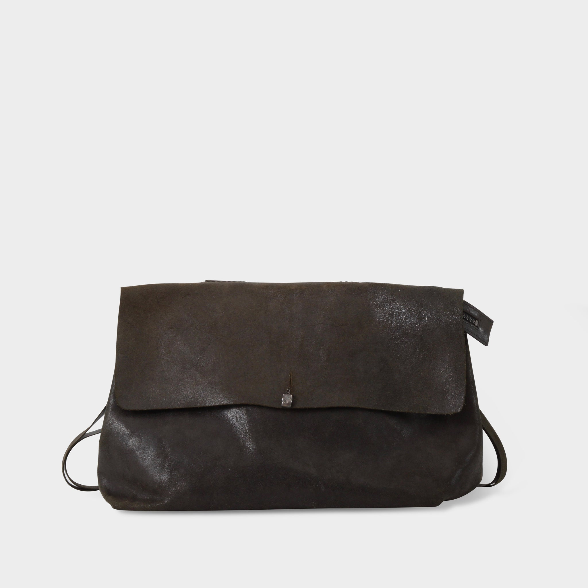 Daniele Basta Bison Leather Bag