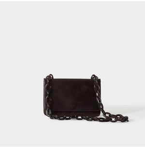 Prada Chain Leather Shoulder Bag
