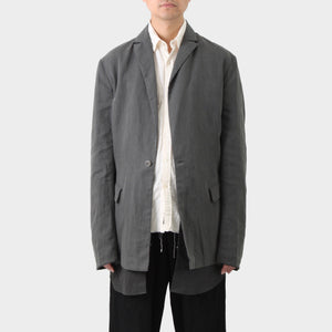 Lost and Found Cotton Linen Coat