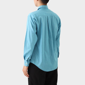 Issey Miyake Im Product Cotton Button Up Shirt